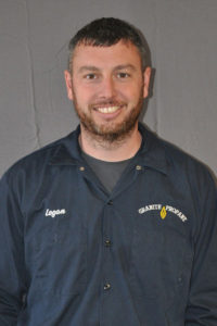 Granite Propane Staff - Logan Forster